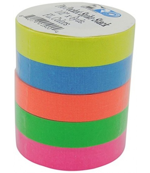 Pro Gaff Pocket Spike Set - 12mm x 5.4m (Set of 5 Rolls)