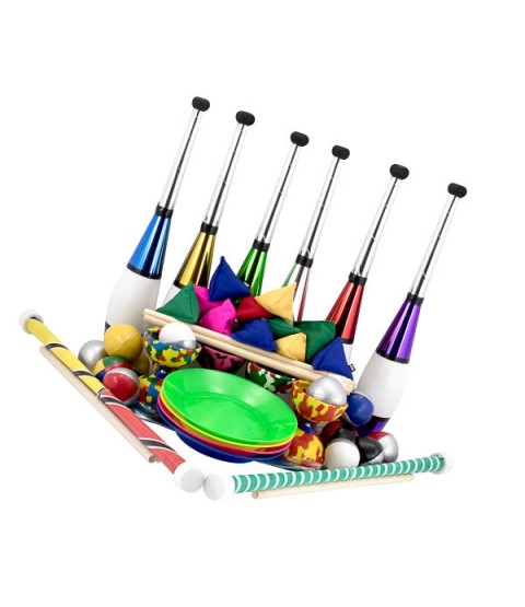 Circus Skills Workshop Standard Set