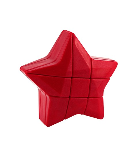 Star 3 x 3 x 3 Cube Style Puzzle