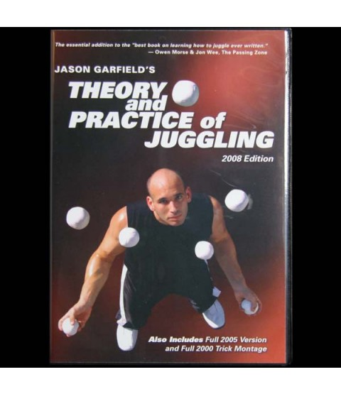 Jason Garfield - Theory and Practice of Juggling DVD