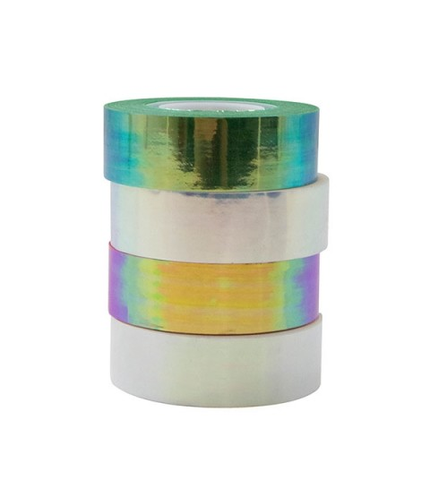 Top Flight 18mm X 33m Iridescent Illusion Tape - Spinning