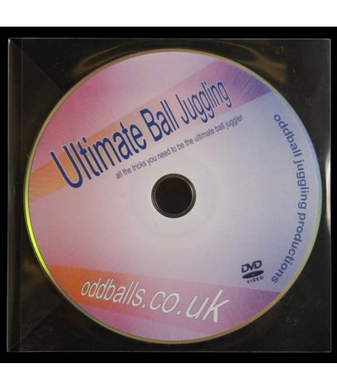 The Ultimate Juggling Ball (Juggling DVD)