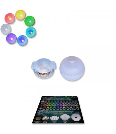 UltraPoi - LED UltraKnob Poi Swining Knob - SINGLE