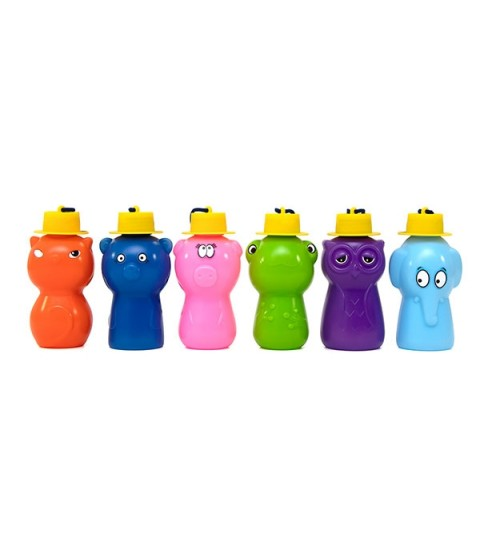 Uncle Bubble Small Pop-Up Friends - Animal Shaped Bubble Blower