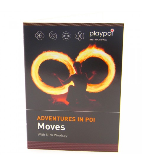 Adventures in Poi: Moves DVD