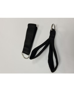 Double loop nylon handles