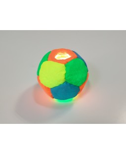 Juggle-Light 12-Panel Pro LED Footbag