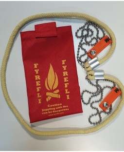 Fire Skipping Rope