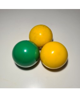 Juggle Dream Stage Contact Ball 80mm - Various colours - Bargain basement - RRP £8.50