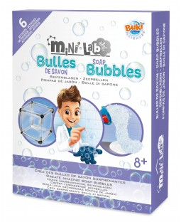 BUKI Mini-Lab Soap Bubbles Science Kit