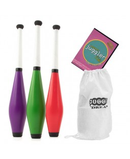 3x Juggle Dream Trainer Club + Oddballs Instant Club DVD + JD Club Bag