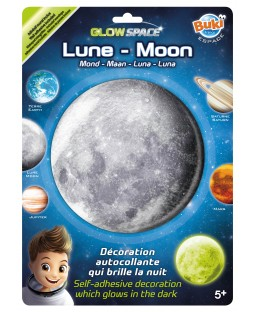 BUKI Glow In The Dark Moon