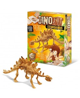BUKI Dinosaur Model Kit - Stegosaurus