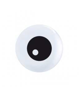 "Qualatex 5"" Friendly Eye Ball Ballons"