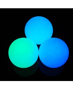 95mm Oddballs LED Contact Ball - Rechargeable