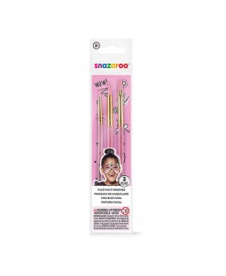Snazaroo Brush set PK3 / Girl