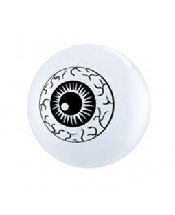 "Qualatex 5"" Scary Eye Ball Balloons"