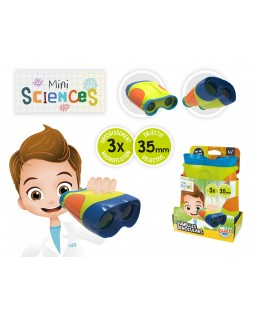 BUKI Mini-Science Binoculars Kit