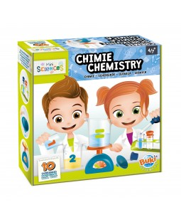 BUKI Mini-Science Chemistry Kit