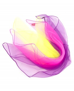 Juggle Dream Pink / Yellow / Purple Juggling Scarves