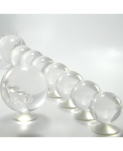 Juggle Dream 110mm Clear Acrylic Contact Juggling Ball