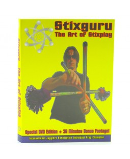 Stixguru (Devil Stick DVD)