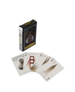 Bicycle Architectural Wonders Playing Card Deck