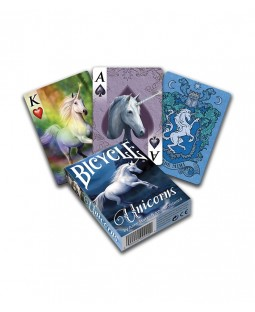Bicycle Anne Stokes Unicorns Playing Cards Decks