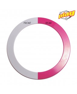 Play- Pink/White B-Side Juggling Ring