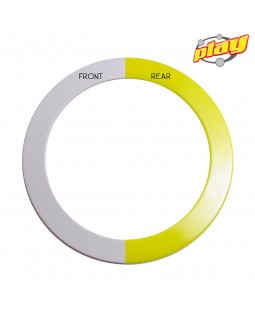 Play- Yellow/White B-Side Juggling Ring