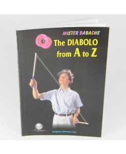 The Diabolo from A-Z by Mr Babache (Diabolo Book)