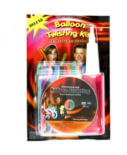 Prolloon Balloon Twisting Kit