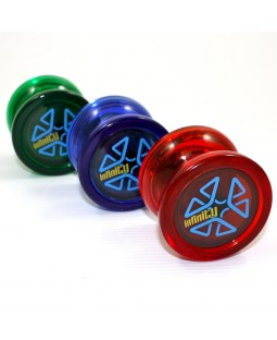 Infinity Blaze Bearing Yo-Yo - Various Colours Available - Black Friday Special