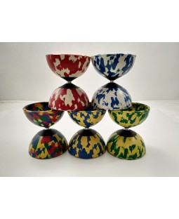 Bargain Basement - Set of 5, Mr Babache Medium Harlequin Diabolo