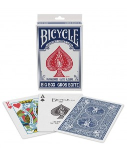 Bicycle Big Box - X-Large Playing Card Gaff Deck