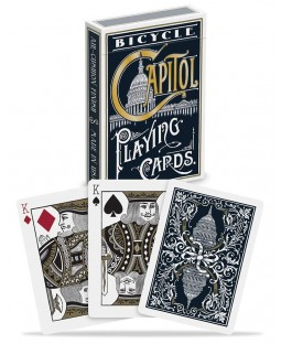 Bicycle Capitol Playing Card Deck