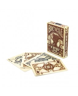 Bicycle Civil War Playing Card Deck - Black Friday Special
