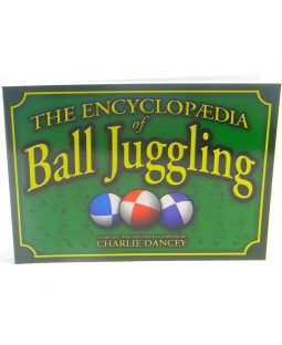 The Encyclopedia of Ball Juggling Book by Charlie Dancey
