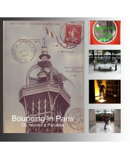 'Bouncing in Paris' Juggling DVD