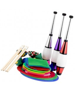 Circus Skills 'Budget' Workshop Set