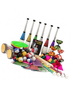 Circus Skills Workshop Bumper Set