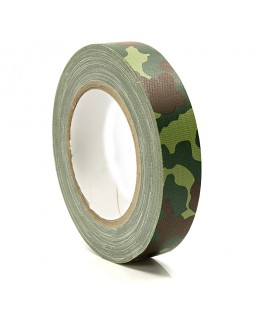 Pro Gaff Camouflage Tape - 25mm - 25m