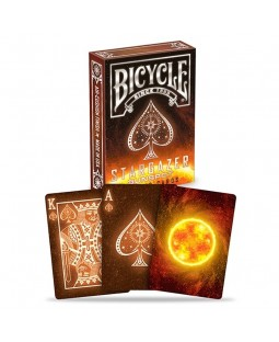 Bicycle Stargazer Sunspot Playing Card Deck