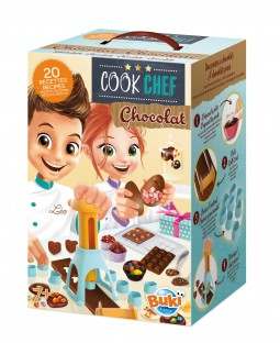 BUKI Chocolate Chef Kit