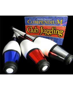 3 x Euro Classics and The Compendium of Club Juggling Book