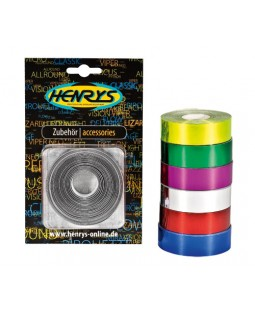 Henry's Metallic Deco Tape - 19mm x 10m