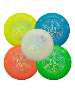 Dirty Disc Ninja Star Frisbee Sports Disc - 175g