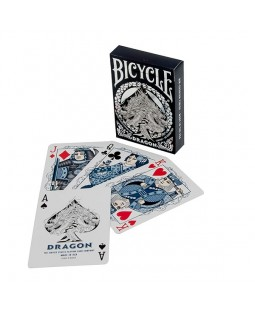 Bicycle Dragon Playing Card Deck