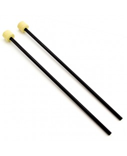 Flaming Devilstick Hand Control Sticks