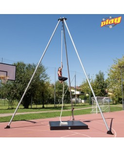 Free standing Aerial Rig - up to 7 m